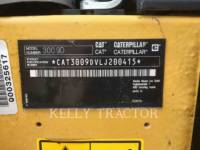 CATERPILLAR EXCAVADORAS DE CADENAS 300.9D equipment  photo 10