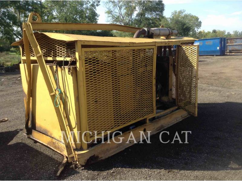 CATERPILLAR MODULES D'ALIMENTATION D100 equipment  photo 3