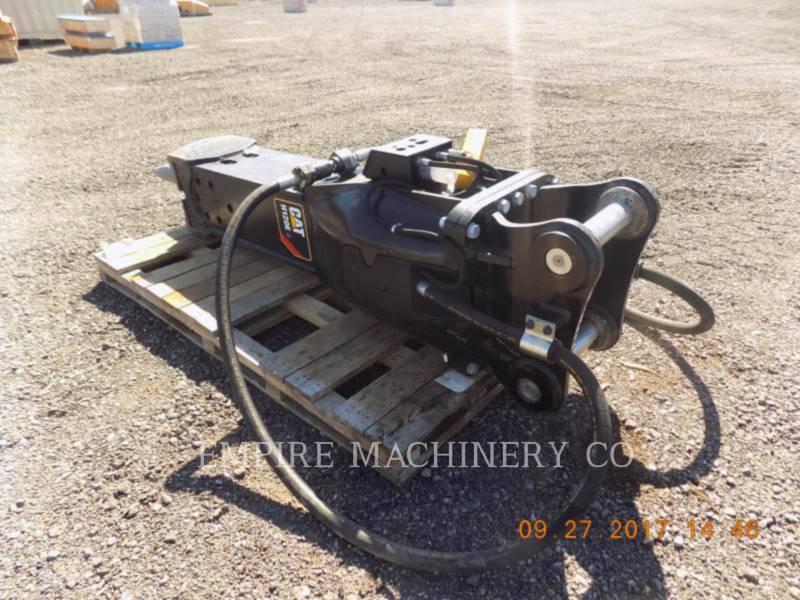 CATERPILLAR МАССА - МОЛОТ H120ES equipment  photo 3