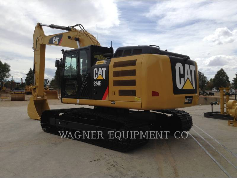 CATERPILLAR TRACK EXCAVATORS 324EL equipment  photo 4