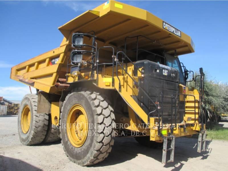 CATERPILLAR CAMINHÕES FORA DA ESTRADA 777GLRC equipment  photo 11