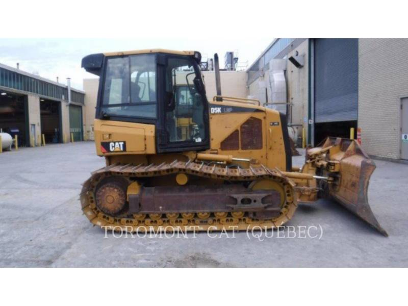 CATERPILLAR TRACTORES DE CADENAS D5KLGP equipment  photo 2