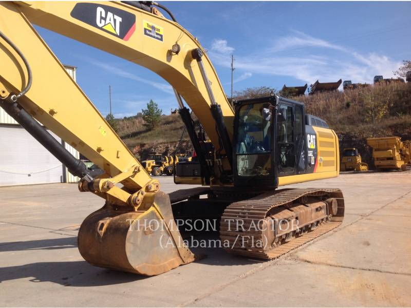 CATERPILLAR PELLES SUR CHAINES 336ELH equipment  photo 1