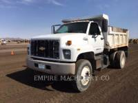 Equipment photo GMC DUMP TRUCK MISCELLANEOUS / OTHER EQUIPMENT 1