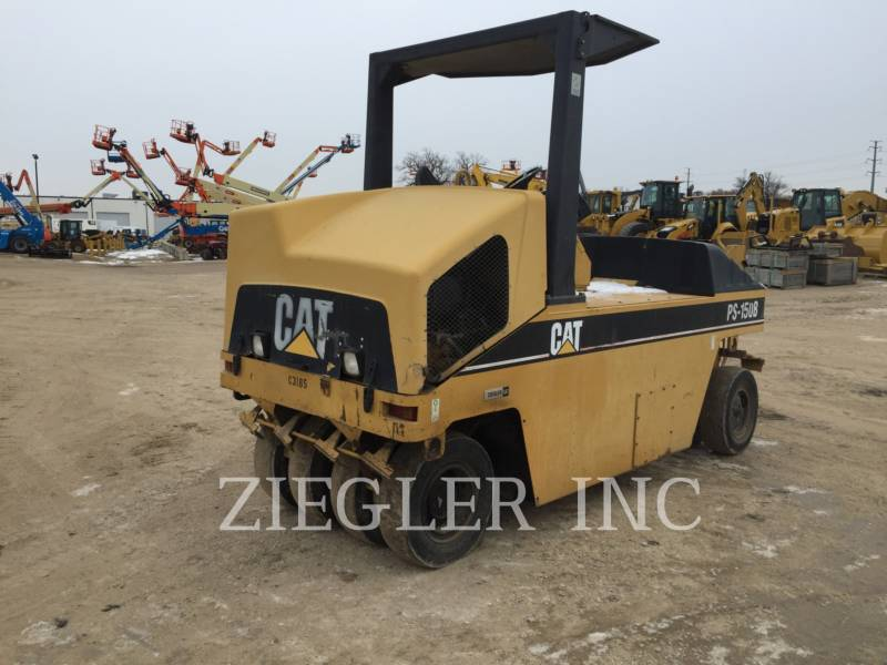 CATERPILLAR COMPACTORS PS150B equipment  photo 4
