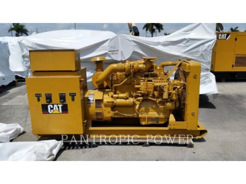 CATERPILLAR STATIONARY GENERATOR SETS 3306 equipment  photo 1