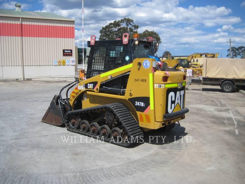 CATERPILLAR DELTALADER 247 B SERIES 3 equipment  photo 1