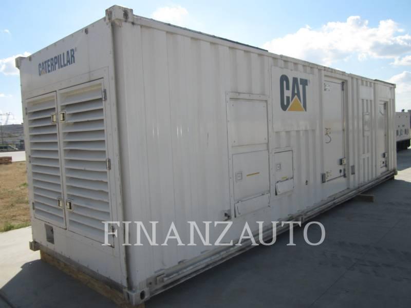 CATERPILLAR 電源モジュール (OBS) 3512B equipment  photo 7