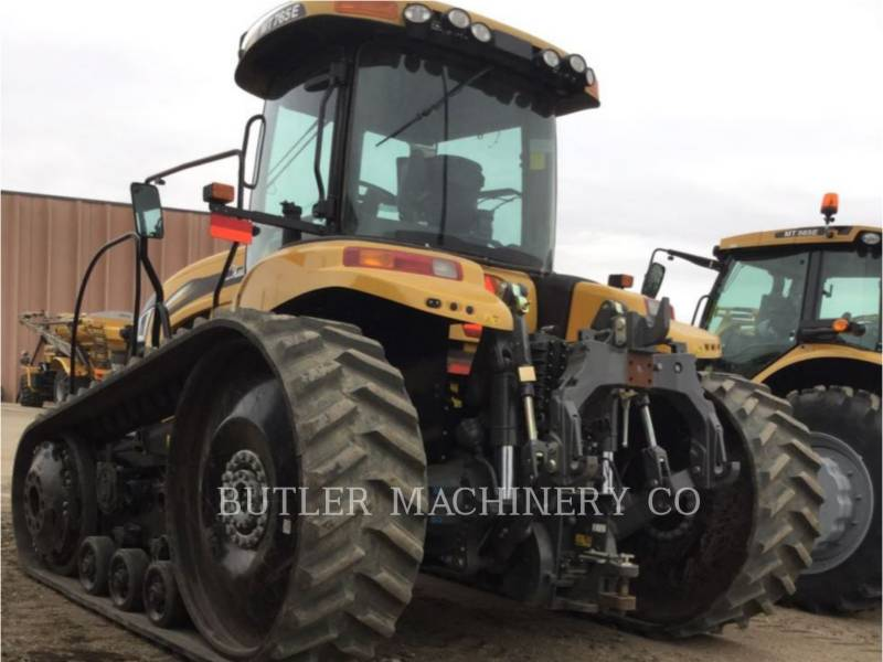 AGCO-CHALLENGER LANDWIRTSCHAFTSTRAKTOREN MT765E equipment  photo 4