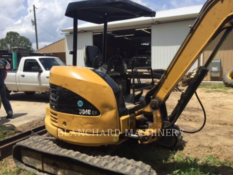CATERPILLAR EXCAVADORAS DE CADENAS 304D CR equipment  photo 2