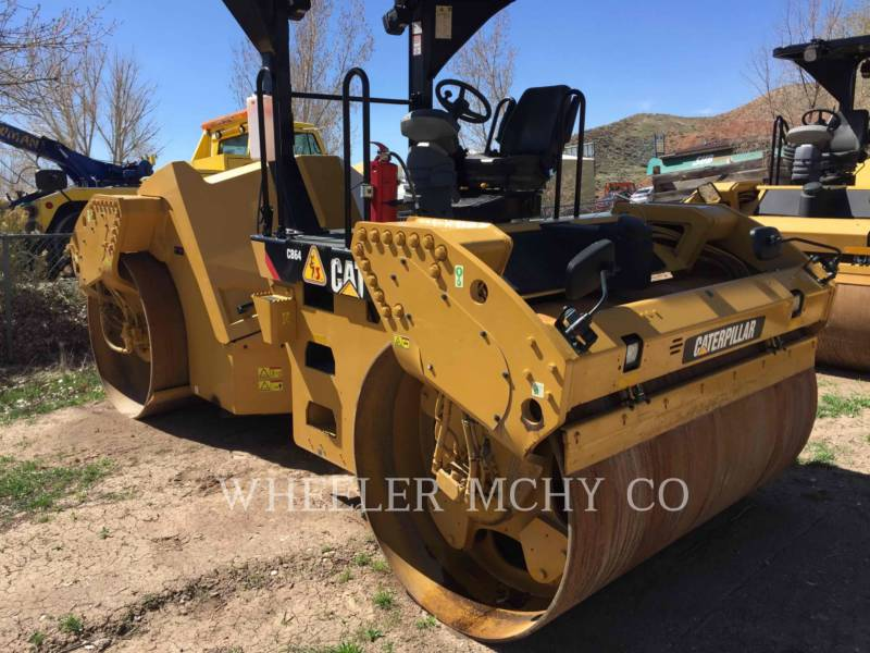 CATERPILLAR ASPHALT PAVERS CB64 equipment  photo 1
