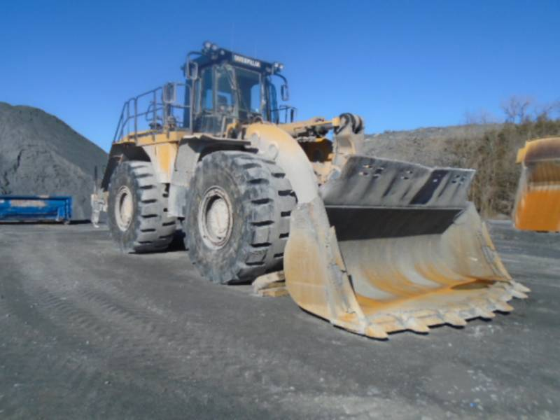 CATERPILLAR WHEEL LOADERS/INTEGRATED TOOLCARRIERS 990H equipment  photo 4