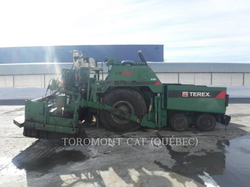 TEREX EQUIP. LTD. PAVIMENTADORA DE ASFALTO CR452 equipment  photo 3