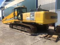 KOMATSU LTD. KETTEN-HYDRAULIKBAGGER PC340NLC equipment  photo 9