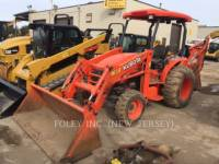 Equipment photo KUBOTA TRACTOR CORPORATION M59 BACKHOE LOADERS 1