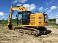 CATERPILLAR ESCAVADEIRAS 316EL PQ equipment  photo 4