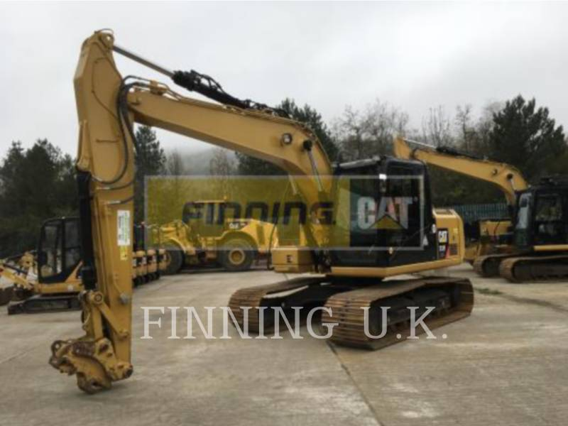 CATERPILLAR EXCAVADORAS DE CADENAS 313FL GC equipment  photo 3