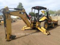 CATERPILLAR RETROESCAVADEIRAS 420F 4EO equipment  photo 2