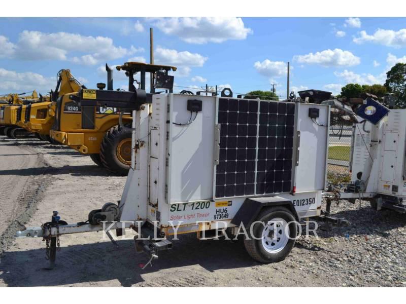 PROGRESS SOLAR SOLUTIONS TORRE DE ALUMBRADO SLT1200-PSS equipment  photo 1