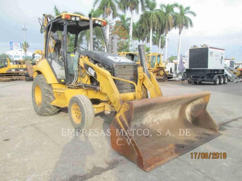 Caterpillar BULDOEXCAVATOARE 420EST equipment  photo 1