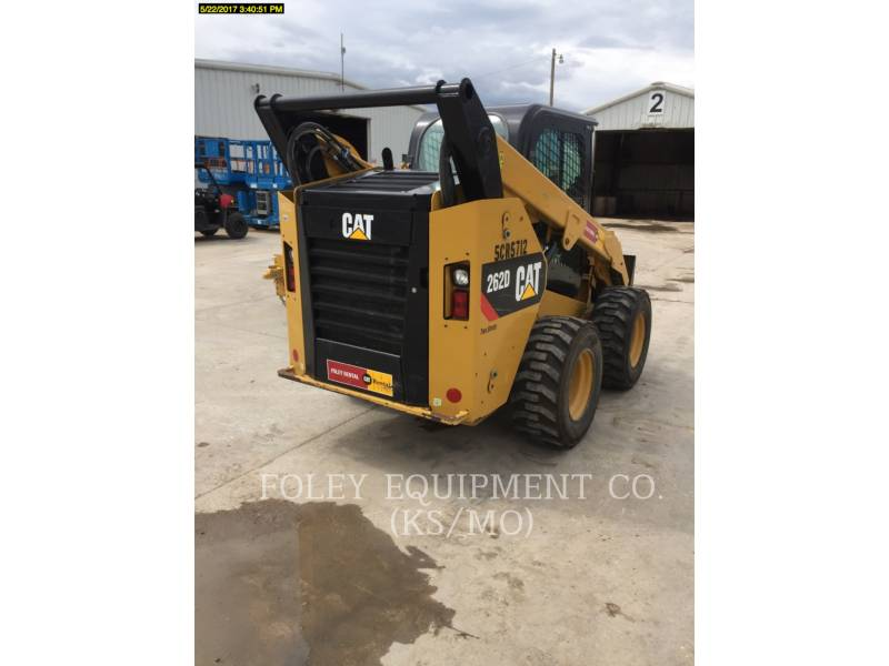 CATERPILLAR SKID STEER LOADERS 262DSTD2CA equipment  photo 4