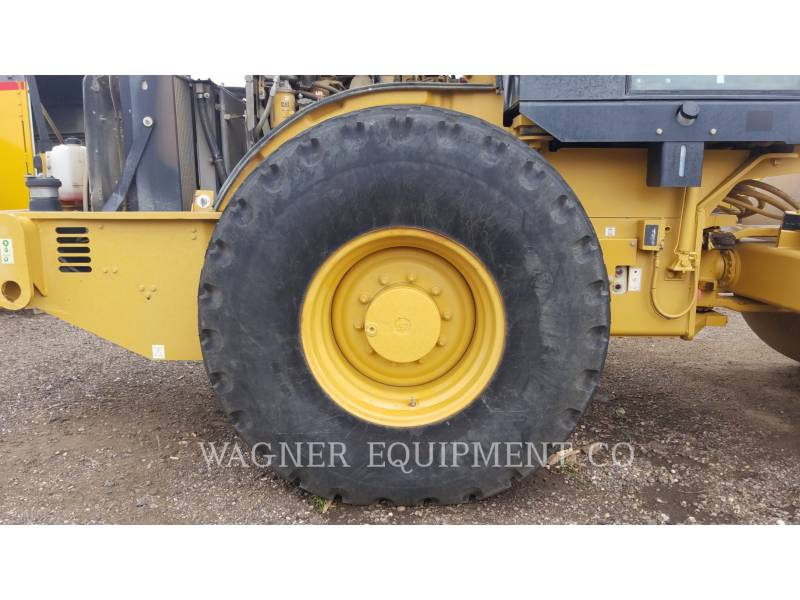 CATERPILLAR VIBRATORY SINGLE DRUM SMOOTH CS56 equipment  photo 9