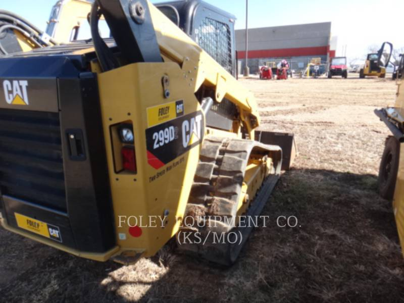 CATERPILLAR SKID STEER LOADERS 299D2XPS2C equipment  photo 3