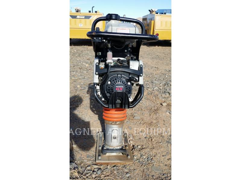 MULTIQUIP COMPACTORS MTX 60 HD equipment  photo 1