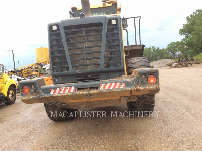 HYUNDAI WHEEL LOADERS/INTEGRATED TOOLCARRIERS HL770-9 equipment  photo 5