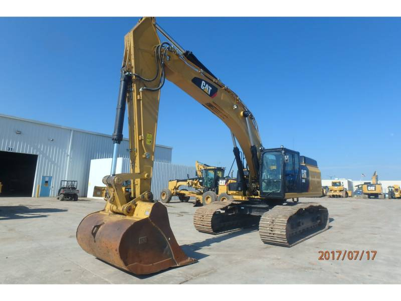CATERPILLAR EXCAVADORAS DE CADENAS 349ELVG equipment  photo 1