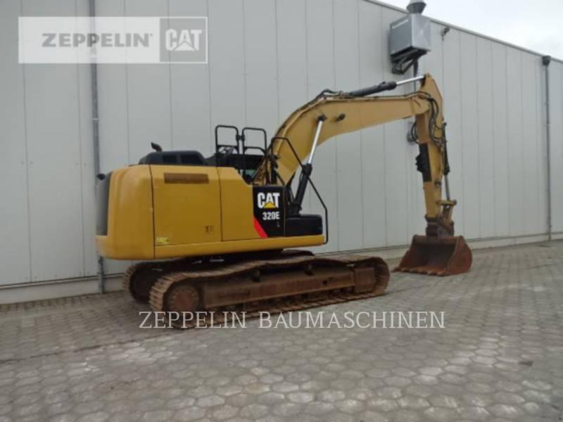CATERPILLAR ESCAVATORI CINGOLATI 320EL equipment  photo 6