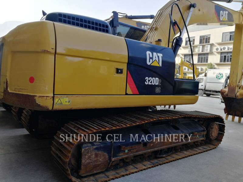 CATERPILLAR RUPSGRAAFMACHINES 320D2GC equipment  photo 1