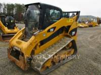 CATERPILLAR SKID STEER LOADERS 299C ACHF equipment  photo 1