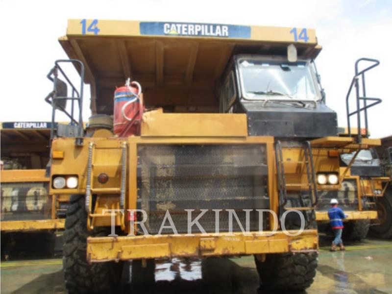 CATERPILLAR MULDENKIPPER 773ELRC equipment  photo 1