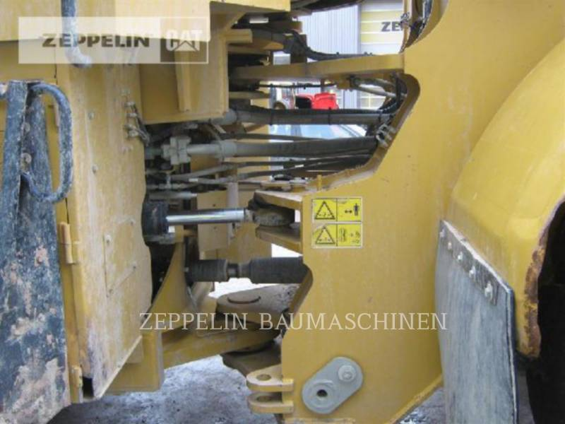 CATERPILLAR RADLADER/INDUSTRIE-RADLADER 980K equipment  photo 15