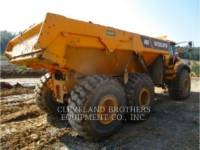 VOLVO CONSTRUCTION EQUIPMENT MOTORGRADER A40G equipment  photo 4