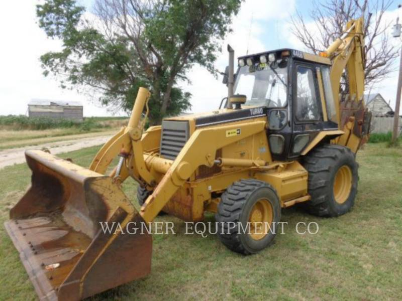 CATERPILLAR RETROEXCAVADORAS CARGADORAS 446B 4WDE equipment  photo 1