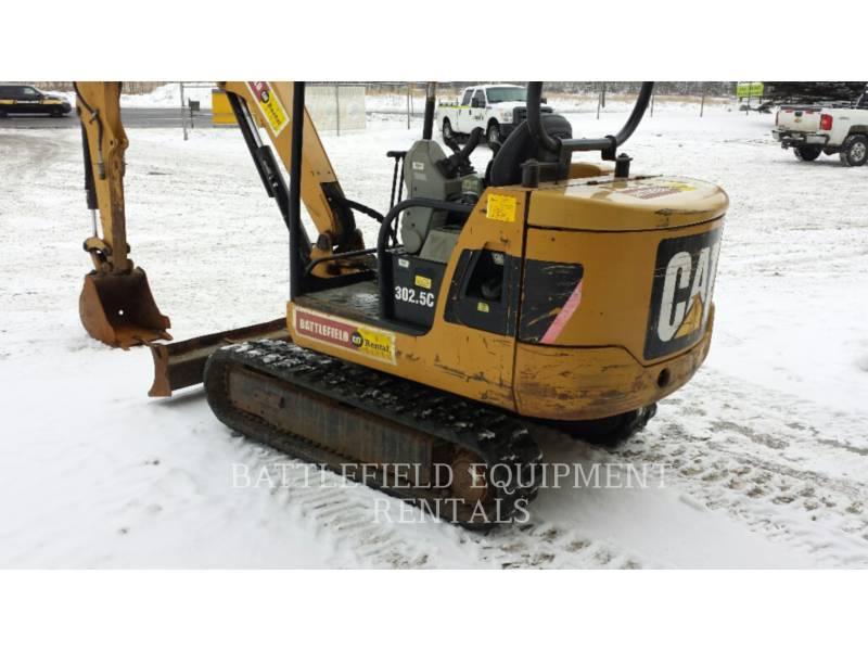 CATERPILLAR 履带式挖掘机 302.5C equipment  photo 5