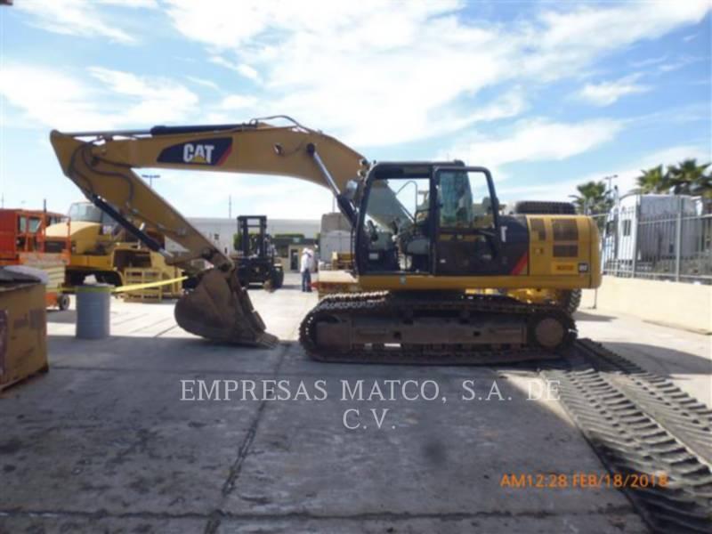 CATERPILLAR EXCAVADORAS DE CADENAS 320D2 equipment  photo 2