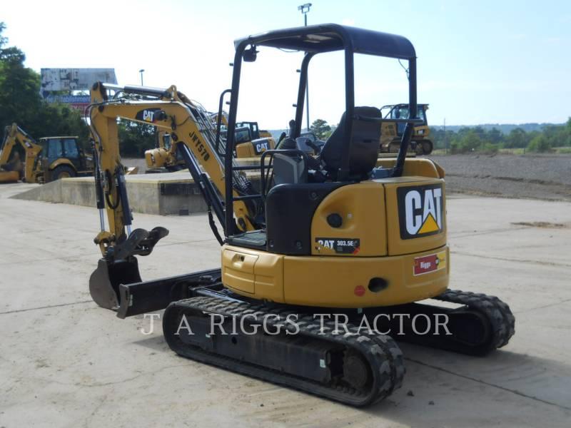 CATERPILLAR EXCAVADORAS DE CADENAS 303.5E2CR equipment  photo 3
