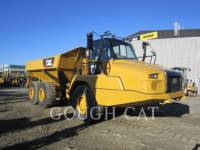 CATERPILLAR KNICKGELENKTE MULDENKIPPER 730C equipment  photo 2