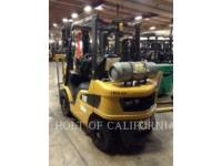CATERPILLAR MITSUBISHI FORKLIFTS 2P5000-LE equipment  photo 4