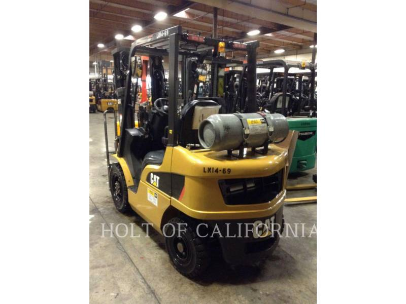 CATERPILLAR MITSUBISHI MONTACARGAS 2P5000-LE equipment  photo 4