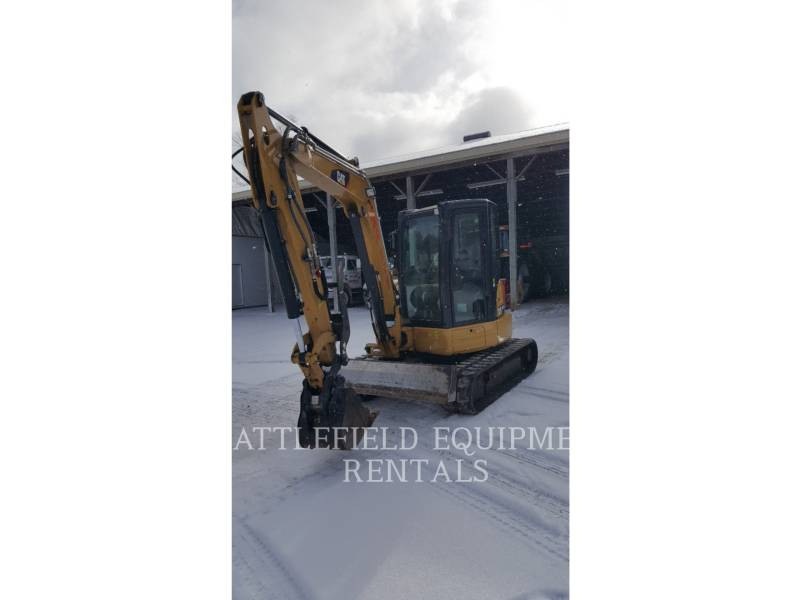 CATERPILLAR PELLES SUR CHAINES 305E2 CR equipment  photo 1
