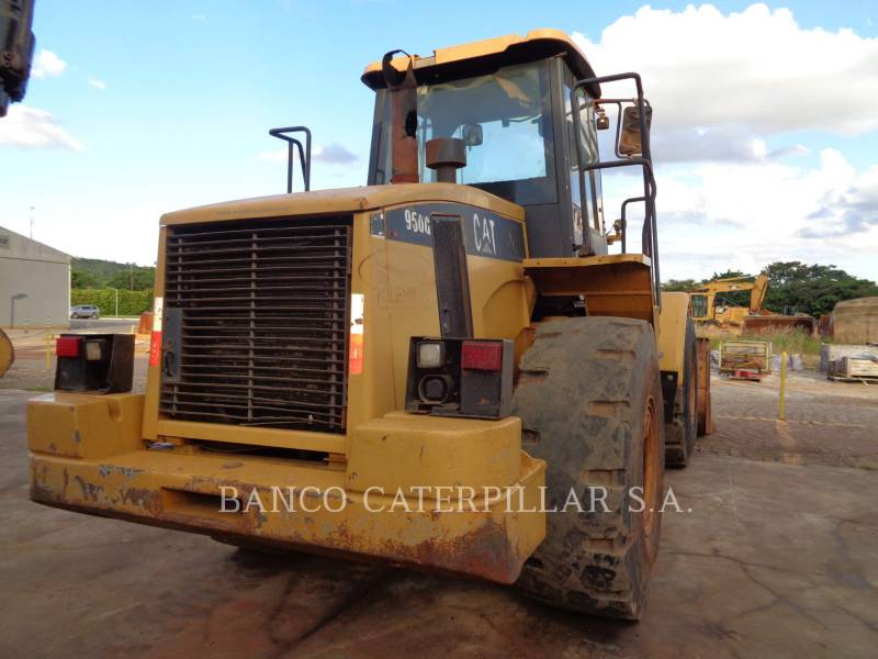 CATERPILLAR WHEEL LOADERS/INTEGRATED TOOLCARRIERS 950GII equipment  photo 5