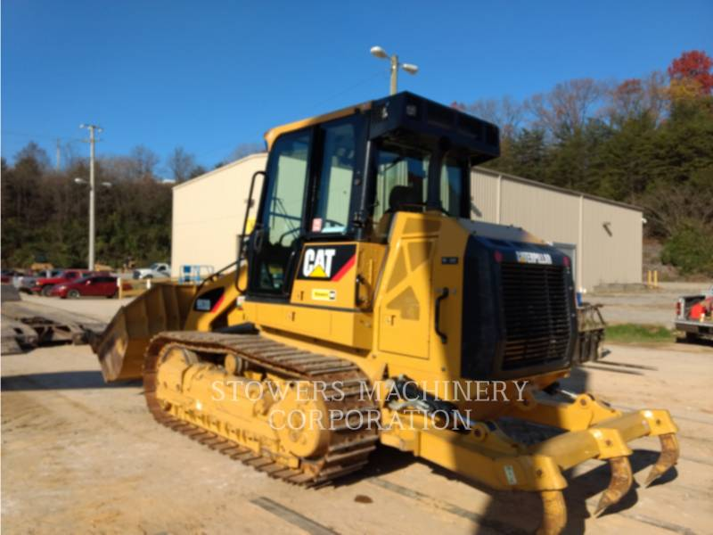 CATERPILLAR CHARGEURS SUR CHAINES 953D equipment  photo 4