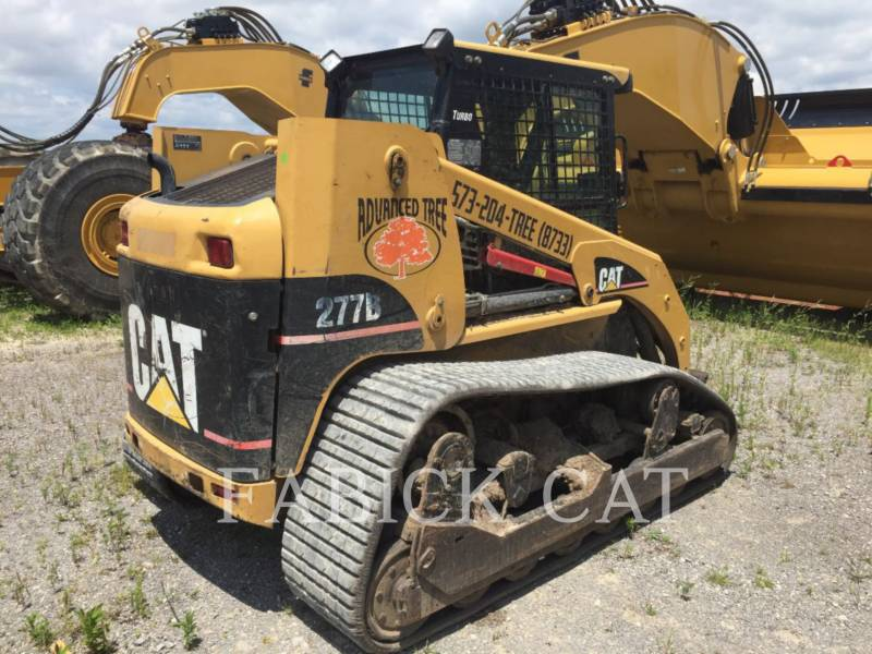 CATERPILLAR CARGADORES MULTITERRENO 277B equipment  photo 2