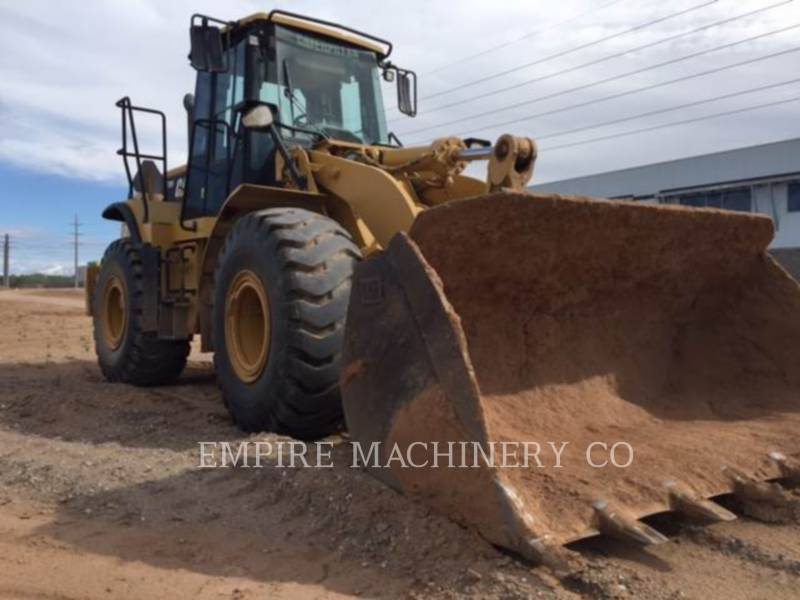CATERPILLAR WHEEL LOADERS/INTEGRATED TOOLCARRIERS 950H FC equipment  photo 10