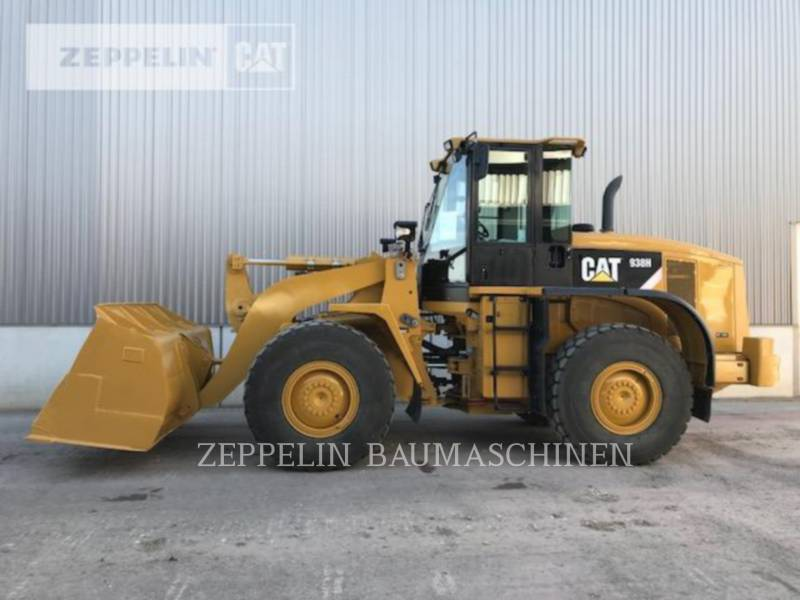 CATERPILLAR WHEEL LOADERS/INTEGRATED TOOLCARRIERS 938HDCA equipment  photo 4