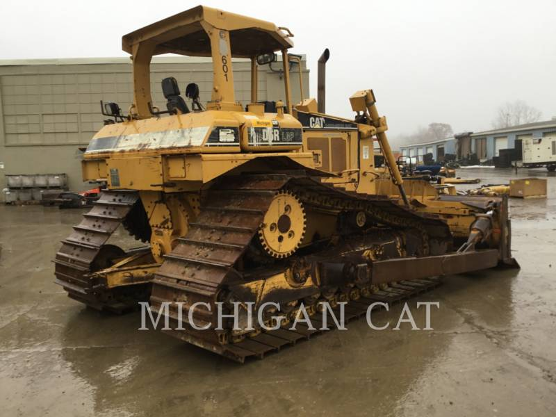 CATERPILLAR CIĄGNIKI GĄSIENICOWE D6RL equipment  photo 3